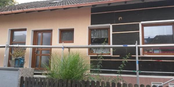 M & S Fassadenbau Fichtenau Fassadensanierung