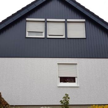 M & S Fassadenbau Fichtenau Fassade